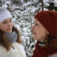 мама и доча :: Сергей Гуменюк
