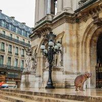Grand Opera , Palais Garnier deParis :: Valery