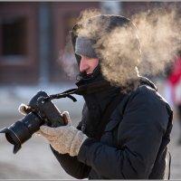 Суровый сибирский фотограф :: Сергей Бережко