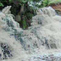 Джуринский водопад :: Сергей Токалюк