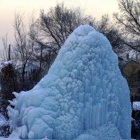 Ледяная избушка :: Анастасия Зубарева