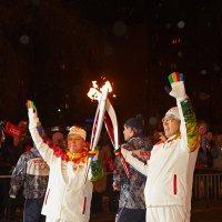 олимпийский огонь2 :: Валерий