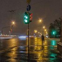 Однажды вечером :: Наталья Rosenwasser