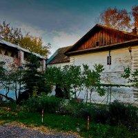 монастырская стена(симонов монастырь) :: Александр Шурпаков