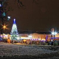 Соборная площадь во Владимире :: Марина Назарова