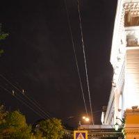 Пустая вечерняя улочка :: Вячеслав Печенин