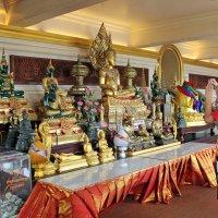 Таиланд. Бангкок. Будды и три фотографа :: Владимир Шибинский
