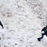 Снежки... :: Владислав Смирнов