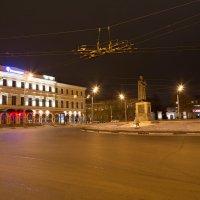 Богоявленская площадь, Ярославль. :: Дмитрий Николаев