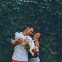 Семья :: Оксана Биглова