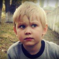 Мой братик :: Анастасия Манкерова