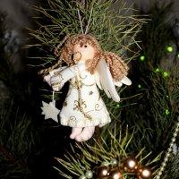 Рождественский Ангел :: Anna Stepanyuk