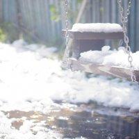 Первый снег. :: Игорь Комаров