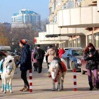 Экологически чистый транспорт :: Леонид Марголис