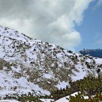 Австрия - Зальцбург Альпы :: Валентина Потулова