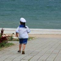 Море и детство :: Ирина Блажи