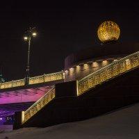 Мост Сарыарка :: Максим Рожин