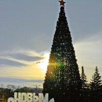 Новогодняя :: юрий Амосов