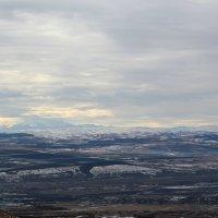 Вид с горы Бештау :: Светлана Попова