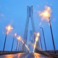 вантовый мост город Муром :: АИДа АИДа