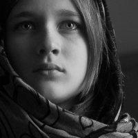 молитва :: Полина Дюкарева