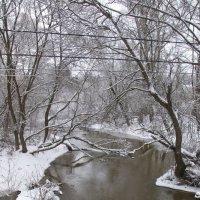 Река :: Juliya Fokina