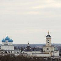 Высоцкий мужской монастырь :: Александр Качалин