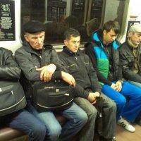 Москва спящая :: Irina Laok