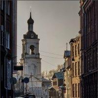1-ый Голутвинский переулок :: Наталья Rosenwasser