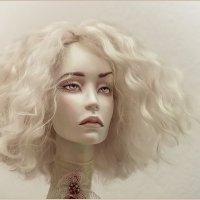 Портрет куклы :: Наталья Rosenwasser