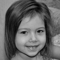 Портрет дочери :: Дмитрий Ершов