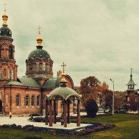 храм :: Олег Рыжков