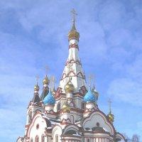 Казанская церковь 21в. :: Сергей Яснов
