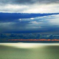 Синева после дождя :: Евгений Антоненко