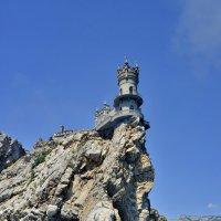 Ласточкино гнездо. Крым. :: Виталий Половинко