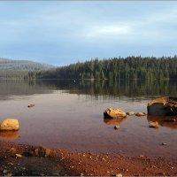 Горное Озеро :: Владимир Малюгин