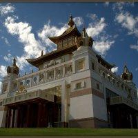 Элиста буддийский храм :: Ник Карелин