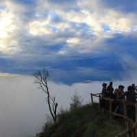 Над облаками... :: Kris Tepp