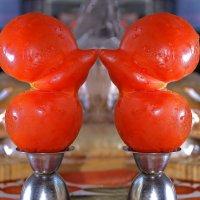 вот такие помидоры :: Яков Реймер