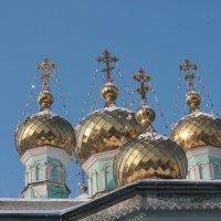 Купола :: Вячеслав Пугачев