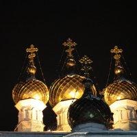 Купола ночью :: Вячеслав Пугачев