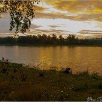 Утро на реке :: Сергей Винтовкин