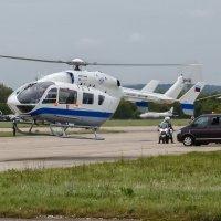 Eurocopter ЕС 145 :: Павел Myth Буканов