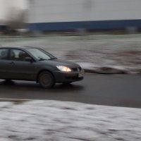 Движение машины :: Евгений Бар