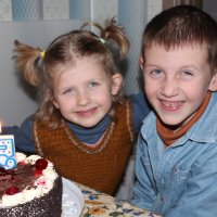 5 лет :: Наталья Матвеева