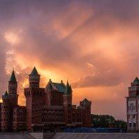 Луч солнца на прощание :: Сергей Канашин