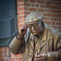 Человек-скульптура 3 :: Виталий Латышонок