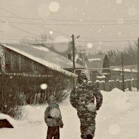 Отец и дочь :: Юлия Пашнова