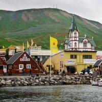 Хусавик (Северная Исландия) :: Олег Неугодников