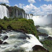 Водопады Игуасу :: Светлана Белова